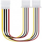 Nanocable Power Molex 20cm M-H (10.19.0401)
