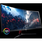"Monitor MSI Optix 34"" LED Curvo UWQHD 100Hz (MAG341CQ)"