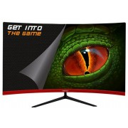"Monitor KEEPOUT 27"" FHD Gaming Curvo HDMI DVI (XGM27C+)"