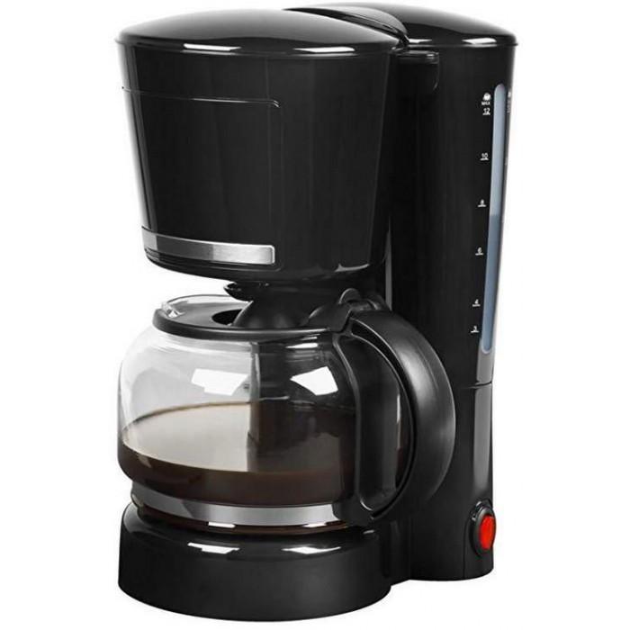 Medion Filter Coffee Maker 850W 1.25L Black a (17229)