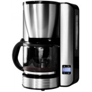 Medion 1000W Electric Coffee Maker Stainless Steel (16230)