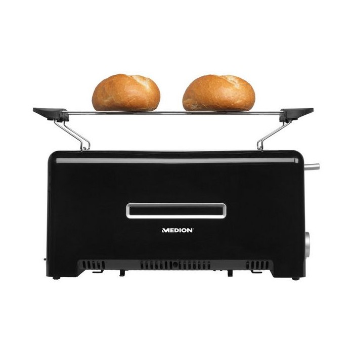 Electric Toaster Medion+Heat Buns 1400W (15709