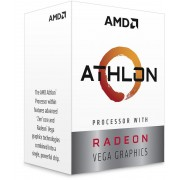 AMD ATHLON 220GE 3.4Ghz 5Mb AM4 Caja