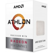 AMD ATHLON 240GE 3.5Ghz 5Mb AM4 Caja