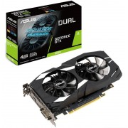 ASUS PCIe Nvidia GTX1650 4Gb (DUAL-GTX1650-4G)