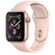 Apple Watch S4 40mm GPS Correa Rosa Arena (MTVG2TY/A)