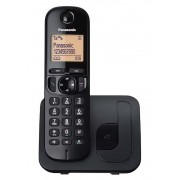 Panasonic Teléfono Inalámb. DECT Black (KX-TGC210SPB)