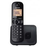Panasonic Teléfono Inalámb. DECT Negro (KX-TGC210SPB)