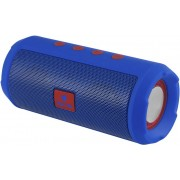 Speaker NGS BT 6w mSD FM USB Blue(ROLLERTUMBLERBLUE)