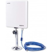 Antena USB APPROX Wireless 150Mbps 26dBi (APPUSB26DB)