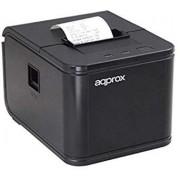 Impresora Térmica Aqprox USB Negro (APPPOS58AU)