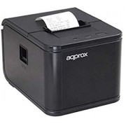 Receipt printer Aqprox USB Black (APPPOS58AU)