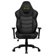 Gaming Chair 3GO DROXIO Black (TROUNPRON)