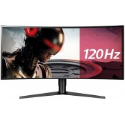 "Monitor LG 34"" LED IPS Ultrawilde Curvo (34GK950G-B)"