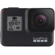 SportCam GoPro Hero7 UHD 10mp Wifi Black (CHDHX-701-RW)