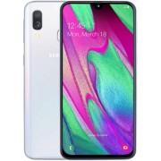 "Smartphone Samsung A40 5.9"" OC 4Gb 64Gb White (A405)"