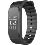 Pulsera Fitness multisports HR LEOTEC Black (LEPFIT07K)