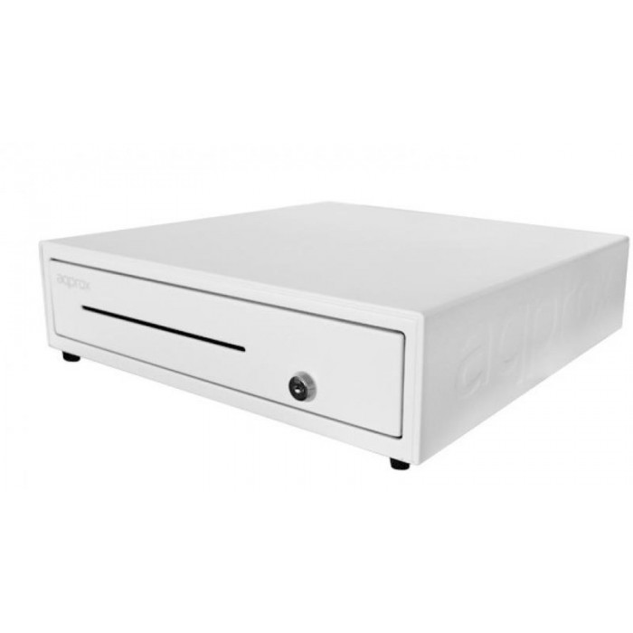 Cash Drawer Aqprox 410x410 White (APPCASH01WH)