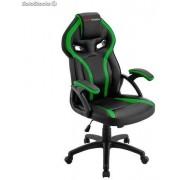 Gaming Chair Mars Gaming MGC118 Black/Green (MGC118BG)