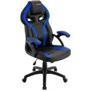 Gaming Chair Mars Gaming MGC118 Black/Blue (MGC118BBL)