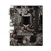 MSI H310M PRO-VH PLUS:(1151) 2DDR4 HDMI VGA ATX