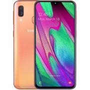 "Smartphone Samsung A40 5.9"" OC 4Gb 64Gb Coral (A405)"