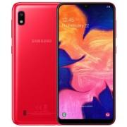 """Smartphone Samsung A10 6.2"""" OC 2Gb 32Gb 4G Red (A105)"""