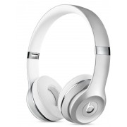 Apple Headphones abierto Beats Solo3 Silver(MNEQ2ZM/A)