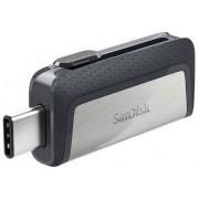 Pendrive SANDISK Dual USB3/USB-C 16Gb (SDDDC2-016G)