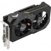 ASUS PCIe Nvidia GTX1660 6GB (TUF-GTX1660-O6G-GAMING)