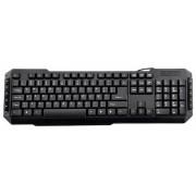Keyboard 3GO multimedia Drile USB White (KBDRILEUSB)