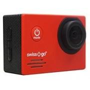 SportCam Swiss-Go SG-1.8W FHD Rojo+accesorio(SWI400025)
