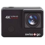 SportCam Swiss-Go SG-2.1W 4K Wifi Negra+acce.(SWI400032