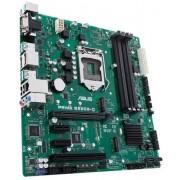 ASUS PRIME B360M-C:(1151)4DDR4 VGA HDMI 6SATA3 mATX