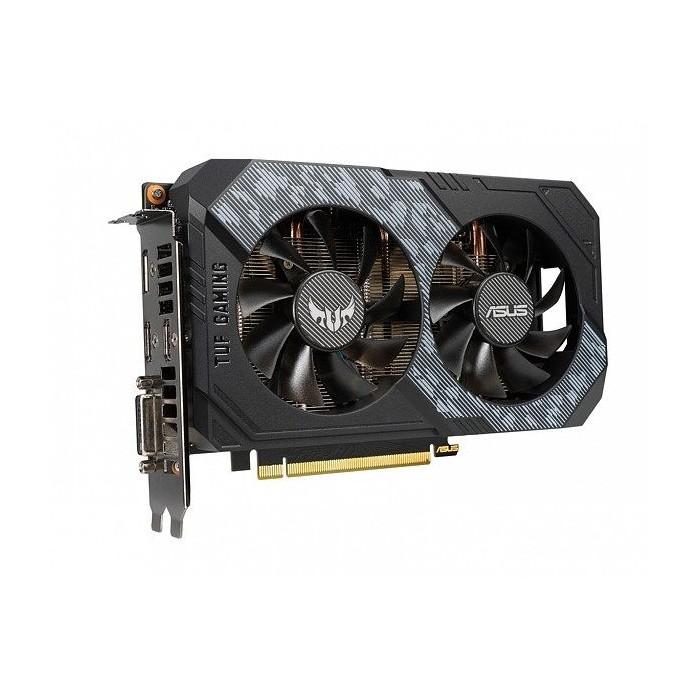 ASUS PCIe Nvidia RTX2060 6GB (TUF-RTX2060-6G-GAMING)
