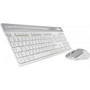 Kb+Mouse BLUESTORK Inalambrico Aluminio (KB-PACK-EASY-III/S)