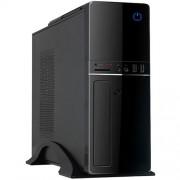 SlimTorre PRO BLACK 300W 85% mATX USB3 (UK-2007-52015)