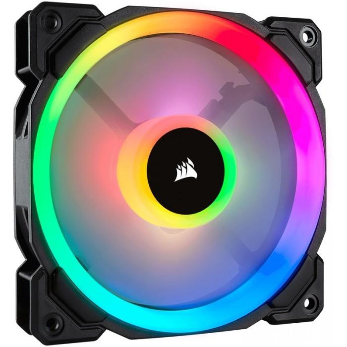 Fans CORSAIR LL120RGB 120MM DUAL LIGHT