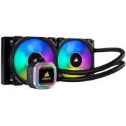 Liquid cooling system CORSAIR H100I HYDRO RGB PLATINUM