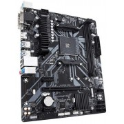GIGABYTE B450M S2H: (AM4) 2DDR4 VGA HDMI DVI mATX