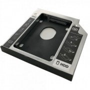 "SSD Bracket Adaptador 3GO 2.5""/3.5"" 12.7mm(HDDCADDY127)"