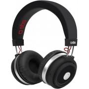 Headsets SBS DJ Bluetooth Black (TTHEADPHONEDJBTK)