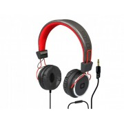 Headsets SBS DJ PRO Red (TTHEADPHONEDJR)