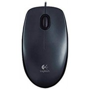 Mouse LOGITECH M100 Optico USB Grey (910-005003)