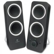 Speakers LOGITECH Z200 10W Black (980-000810)