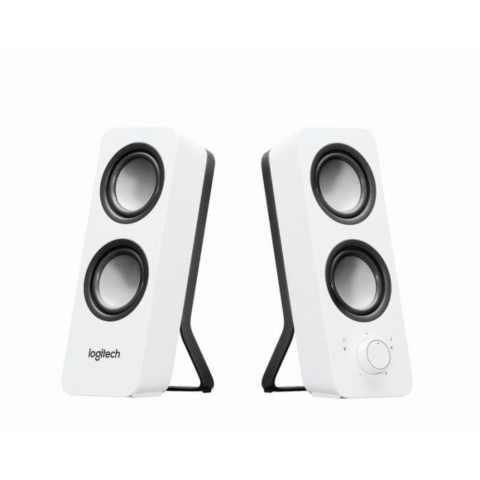 Speakers LOGITECH Z200 10W White (980-000811)