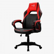 Gaming chair AEROCOOL Gaming AC40C Air Red (AC40CAIRBR)