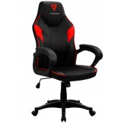 Gaming chair ThunderX3 Gaming EC1 Sinthetic leader Red (EC1BR)