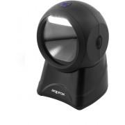 Escáner Approx Sobremesa USB Negro (APPLS07DK2D)