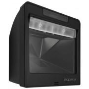Escáner Approx 2D Omnidireccional USB Negro (APPLS08)